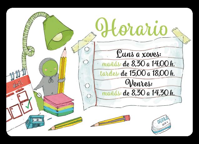 XANIÑO_HORARIO-a-coruña-diseño-gráfico-diseño-web-desarrollo-imagen-corporativa-comunicación