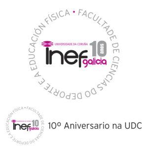 INEF-10-aniversario-UDC-diseño-grafico-tarjetas-corporativas-logotipo-identificador-imagen-corporativa-publicidad-comercial-carteleria-coruña-xaniño