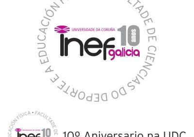 Aniversario INEF | Identidad Corporativa