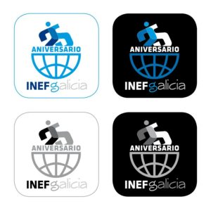 INEF_25-ANIVERSARIO-galicia-diseño-grafico-tarjetas-corporativas-logotipo-identificador-imagen-corporativa-publicidad-comercial-carteleria-coruña-xaniño