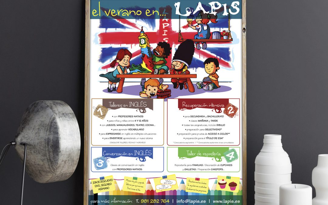 Lapis | Cartel Publicitario