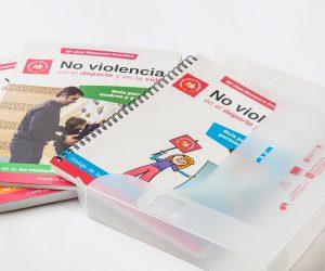 NOVIOLENCIA-xunta-de-galicia-proyecto-integral-diseño-gráfico-maquetación-merchandising-empresarial-xaniño-coruña