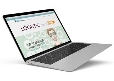 Óptica Mirabén | Desarrollo web
