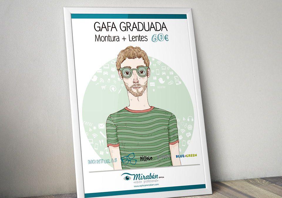 Optica Mirabén | Campaña Publicitaria