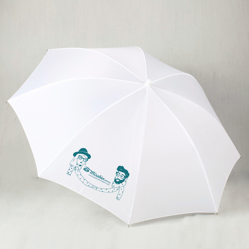 OPTICA_MIRABEN_PARAGUAS-merchandising-ilustración-diseño-gráfico-regalo-corporativo-impresión-xaniño-coruña