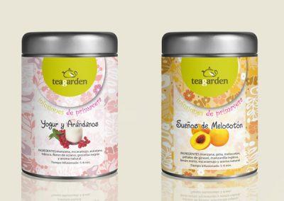 Tea Garden | Imagen Corporativa y Publicidad