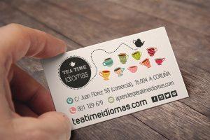 TEATIME_TARJETAS-tarjetas-corporativas-de-visita-identificador-imagen-corporativa-diseño-gráfico-logotipo-xaniño-coruña