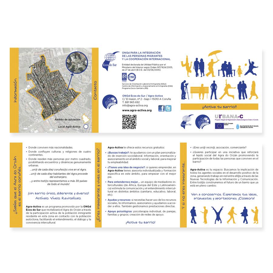 ecos-do-sur-agra-activa-triptico-diseño-gráfico-diseñador-diseño-publicitario-publicidad-xaniño-coruña-cartelería