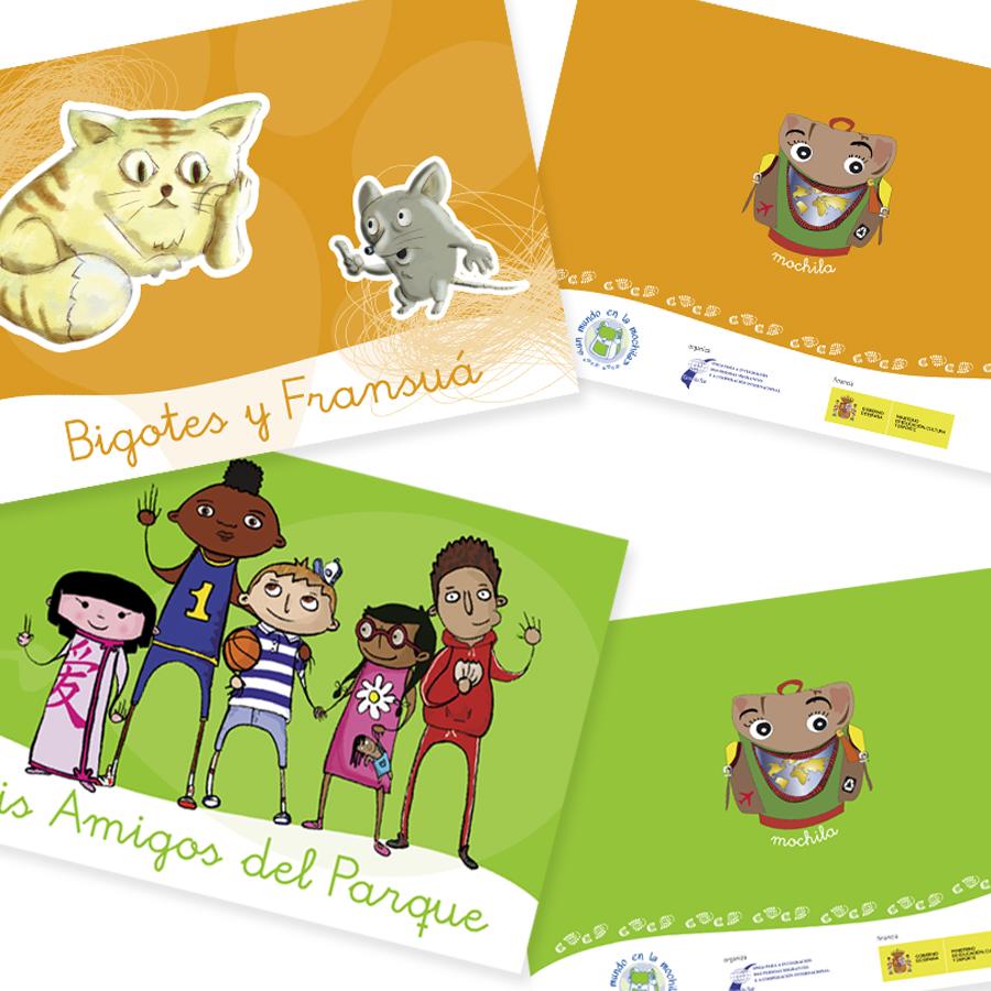 ecos-do-sur-mochila-contos-diseño-gráfico-maquetación-diseñadores-publicidad-diseño-publicitario-cartelería-gráfica-proyecto-integral-xaniño-coruña
