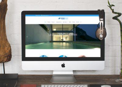 Agua Sport | Restyling y Diseño Web