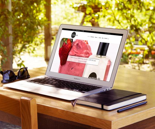 Huele a ti | Diseño E-commerce
