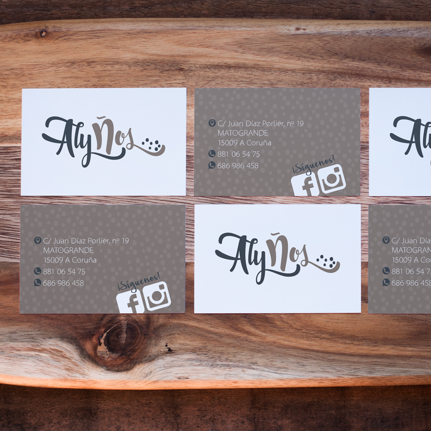 alynos-tarjeta-flyer-diseno-grafico-identificador-publicidad-dipticos-coruna-xanino