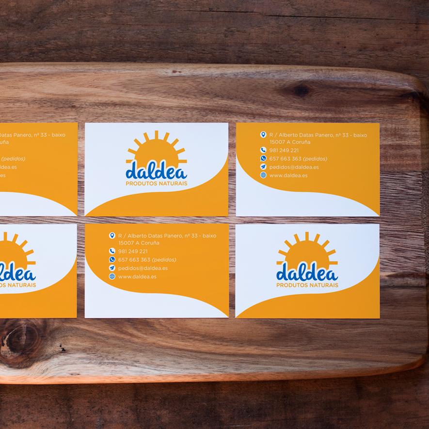 dealdea-productos-naturales-xaniño-diseño-gráfico-imagen-corporativa-identificiador-ilogotipo-tarjetas-diseño-gráfico