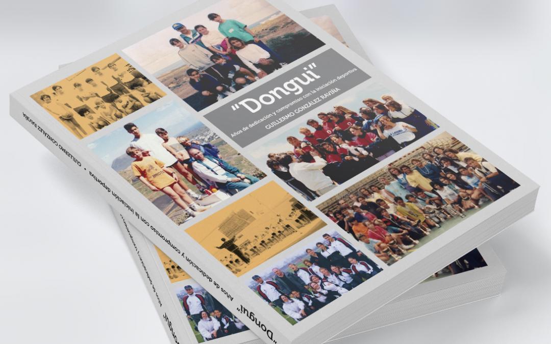 Encuadernación, fase final, libro «Dongui»