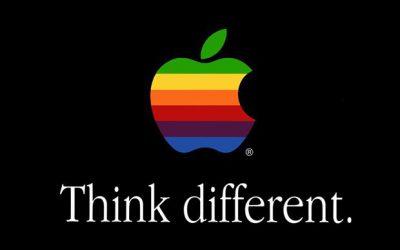El identificador de Apple y su evolución