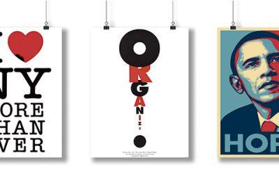 No puede terminar el año sin que conozcas a estos 5 diseñadores gráficos
