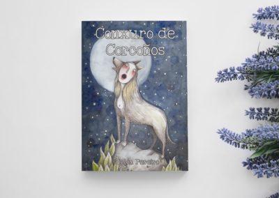 Conxuro de Corcoños | Diseño, Maquetación e Impresión