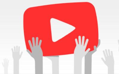 La evolución de YouTube hasta lo que es hoy en día