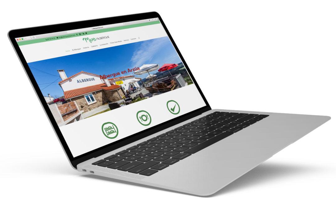 Albergue Milpés |Desarrollo web y SEO