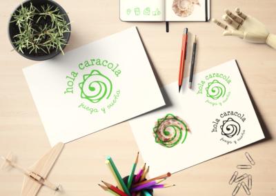 Hola Caracola | Rediseño de Imagen Corporativa